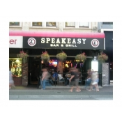 Burger Rating - Speakeasy