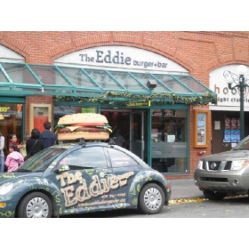 Burger Pic - Eddie Burger Bar