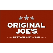 Burger Rating - Original Joe