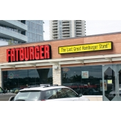 Burger Rating - Fatburger